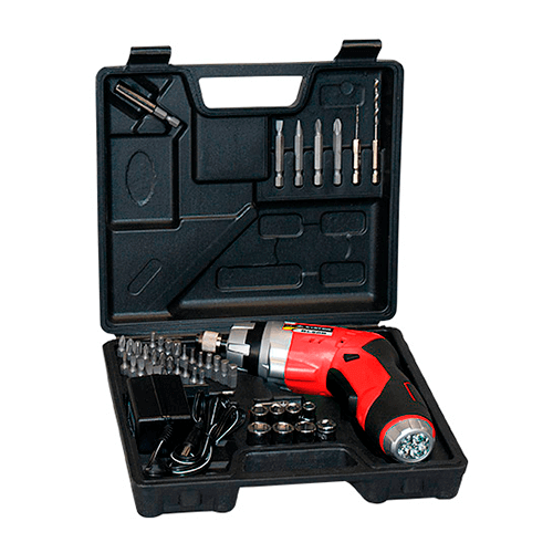 Atornillador a Batería 3,6V Litio. STAYER modelo BL50K. | Herramientas a batería