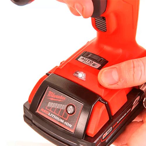Atornillador Pladur. MILWAUKEE modelo M18 FSG-OX. | Herramientas a batería