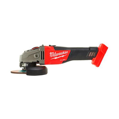 Miniamoladora Batería. MILWAUKEE M18 CAG125XPD-502. | Herramientas a batería