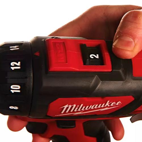 Taladro Atornillador. MILWAUKEE modelo M12 BDD. | Herramientas a batería
