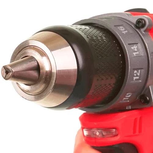 Taladro Percutor Compacto. MILWAUKEE modelo M12 FPD-602X. | Herramientas a batería