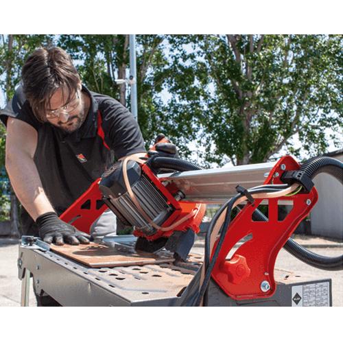 Cortadora Eléctrico RUBI modelo DU – 200L – EVO con patas | Cortadoras