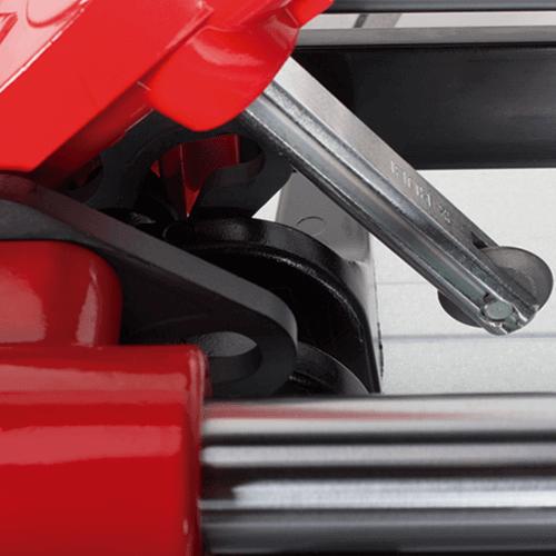 Cortadora manual RUBI modelo TX-900 con maletín | Cortadoras