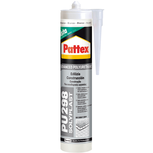 Poliuterano Pattex PU-298. | Siliconas y Selladores